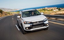 Cars wallpapers Mitsubishi Outlander Sport SEL US-spec - 2015