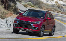 Cars wallpapers Mitsubishi Outlander Sport GT US-spec - 2016