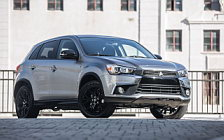 Cars wallpapers Mitsubishi Outlander Sport Limited Edition US-spec - 2017