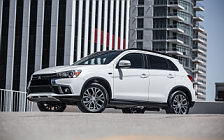 Cars wallpapers Mitsubishi Outlander Sport SEL US-spec - 2017