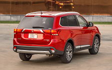 Cars wallpapers Mitsubishi Outlander GT US-spec - 2015