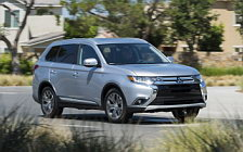 Cars wallpapers Mitsubishi Outlander GT US-spec - 2017