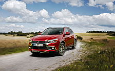 Cars wallpapers Mitsubishi ASX - 2016