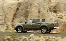 Cars wallpapers Mitsubishi L200 Double Cab - 2015