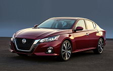 Cars wallpapers Nissan Altima Platinum - 2018