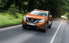 Cars wallpapers Nissan-Murano-RU-spec-2016