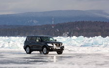 Cars wallpapers Nissan Patrol RU-spec - 2012