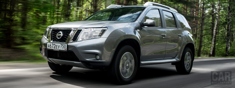 Cars wallpapers Nissan-Terrano-RU-spec-2014 - Car wallpapers