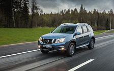 Cars wallpapers Nissan-Terrano-RU-spec-2017