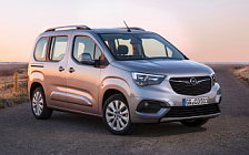 Cars wallpapers Opel Combo Life - 2018