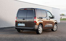 Cars wallpapers Opel Combo - 2018