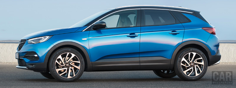Cars wallpapers Opel Grandland X Turbo - 2017 - Car wallpapers