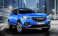 Cars wallpapers Opel Grandland X Turbo - 2017