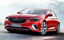 Cars wallpapers Opel Insignia GSi - 2017