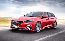 Cars wallpapers Opel Insignia Sports Tourer GSi - 2017