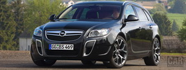 Opel Insignia OPC Sports Tourer 2009