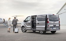 Cars wallpapers Opel Vivaro Tourer BiTurbo - 2017