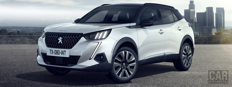 Cars wallpapers Peugeot 2008 GT Line - 2019 - Car wallpapers