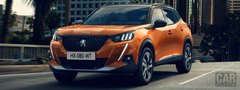 Cars wallpapers Peugeot 2008 GT - 2019 - Car wallpapers
