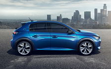 Cars wallpapers Peugeot e-208 GT - 2019