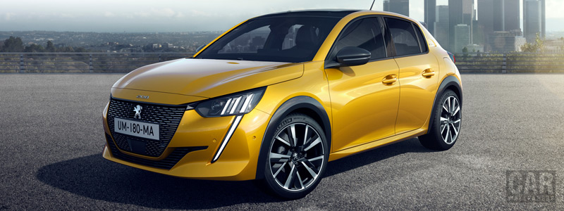 Cars wallpapers Peugeot 208 GT-Line - 2019 - Car wallpapers