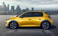 Cars wallpapers Peugeot 208 GT-Line - 2019