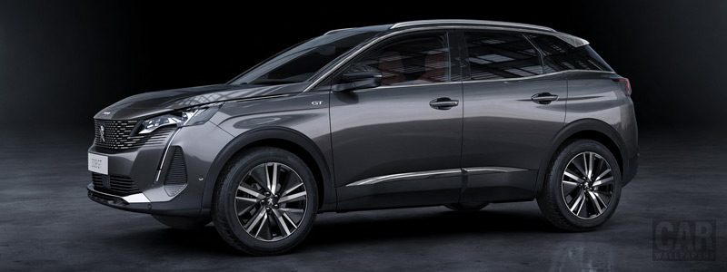 Cars wallpapers Peugeot 3008 GT - 2020 - Car wallpapers