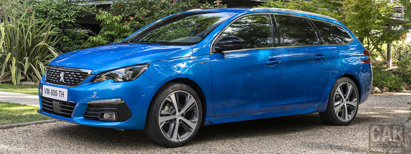 Cars wallpapers Peugeot 308 SW GT - 2020 - Car wallpapers