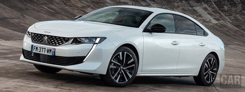 Cars wallpapers Peugeot 508 GT Hybrid - 2020 - Car wallpapers