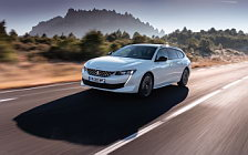 Cars wallpapers Peugeot 508 SW GT Hybrid - 2020