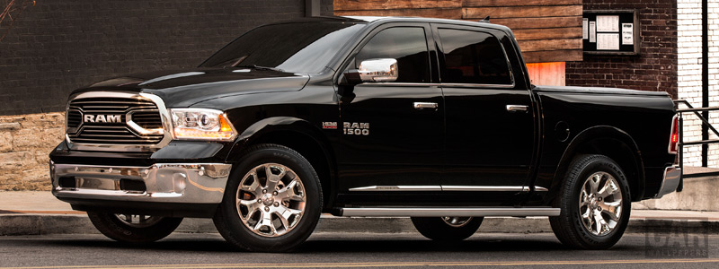Cars wallpapers Ram 1500 Laramie Limited Crew Cab - 2015 - Car wallpapers