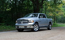 Cars wallpapers Ram 1500 Lone Star Silver Crew Cab - 2016