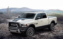 Cars wallpapers Ram 1500 Rebel Mojave Sand Crew Cab - 2016