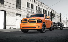 Cars wallpapers Ram 1500 Sport Ignition Orange Crew Cab - 2016
