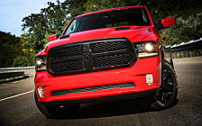 Cars wallpapers Ram 1500 Sport Night Quad Cab - 2016