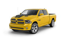 Cars wallpapers Ram 1500 Stinger Yellow Sport Crew Cab - 2016
