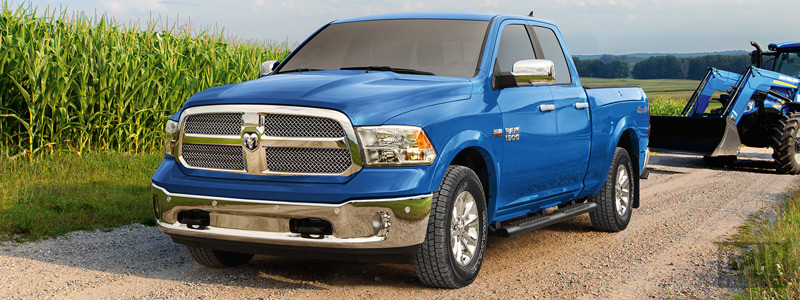 Cars wallpapers Ram 1500 Harvest Edition Quad Cab - 2017 - Car wallpapers