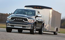 Cars wallpapers Ram 1500 Limited EcoDiesel Crew Cab - 2017
