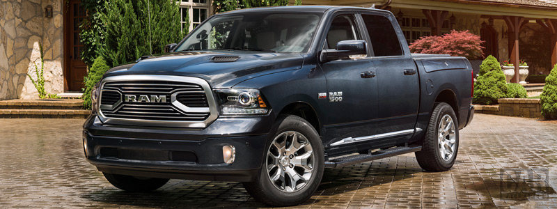Cars wallpapers Ram 1500 Limited Tungsten Edition Crew Cab - 2017 - Car wallpapers