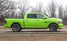 Cars wallpapers Ram 1500 Sublime Sport Crew Cab - 2017