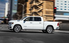 Cars wallpapers Ram 1500 Big Horn Crew Cab Sport Appearance Package - 2018