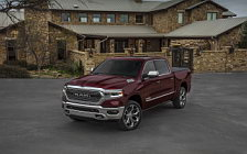 Cars wallpapers Ram 1500 Limited Crew Cab - 2018