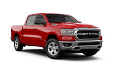 Cars wallpapers Ram 1500 Lone Star Crew Cab - 2018