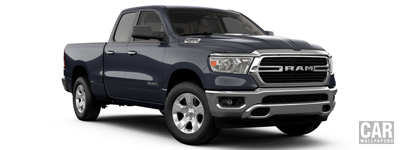 Cars wallpapers Ram 1500 Lone Star Quad Cab - 2018 - Car wallpapers
