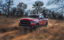 Cars wallpapers Ram 1500 Rebel Quad Cab - 2018