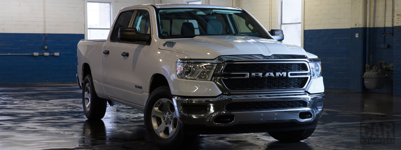 Cars wallpapers Ram 1500 Tradesman Crew Cab Chrome Appearance Package - 2018 - Car wallpapers