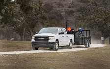 Cars wallpapers Ram 1500 Tradesman Crew Cab - 2018