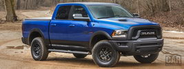 Ram 1500 Rebel Blue Streak Crew Cab - 2017