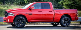 Ram 1500 Sport Night Quad Cab - 2016