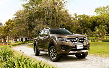 Cars wallpapers Renault Alaskan - 2016